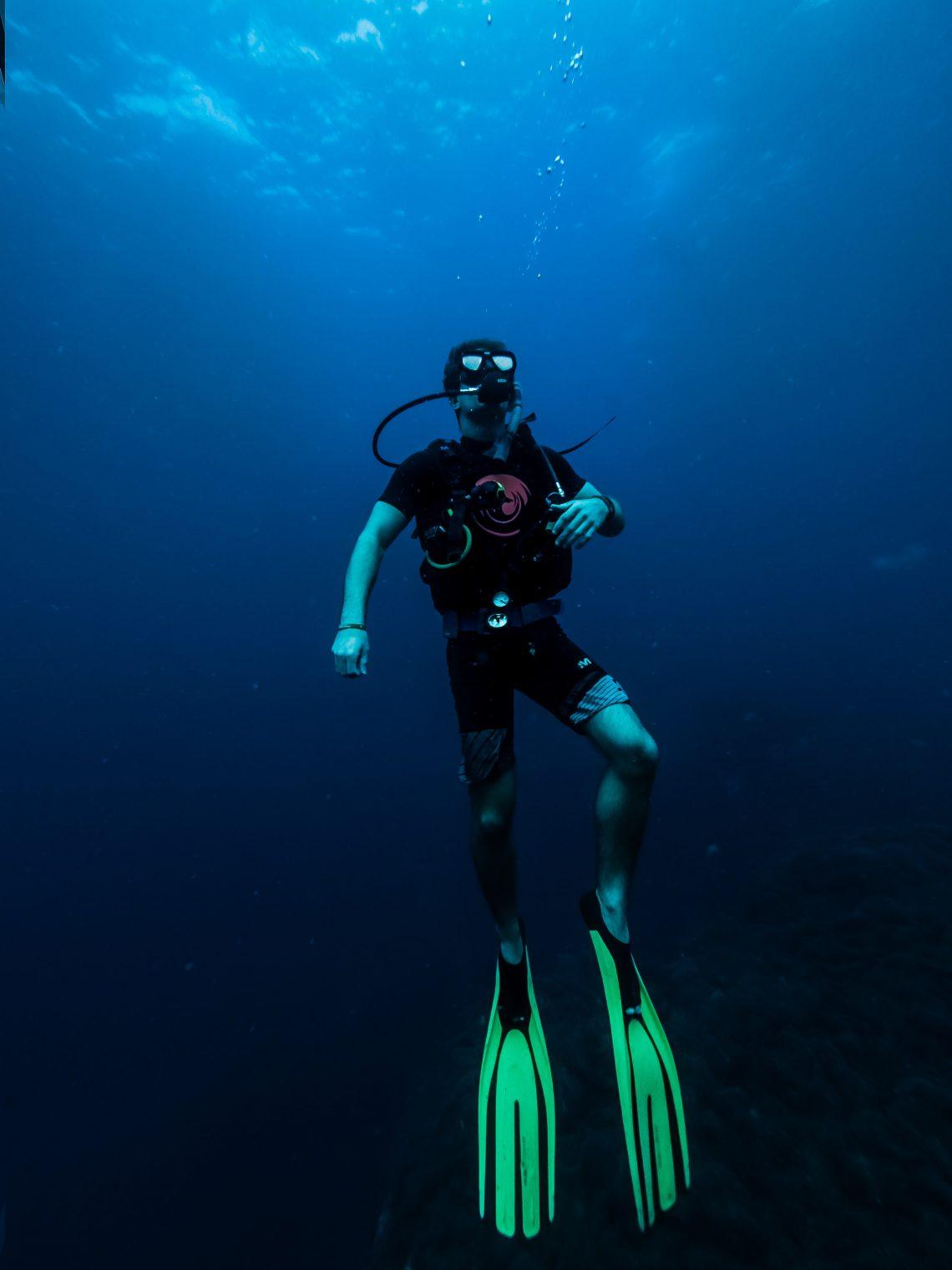 Gdzie jechać na nurkowanie