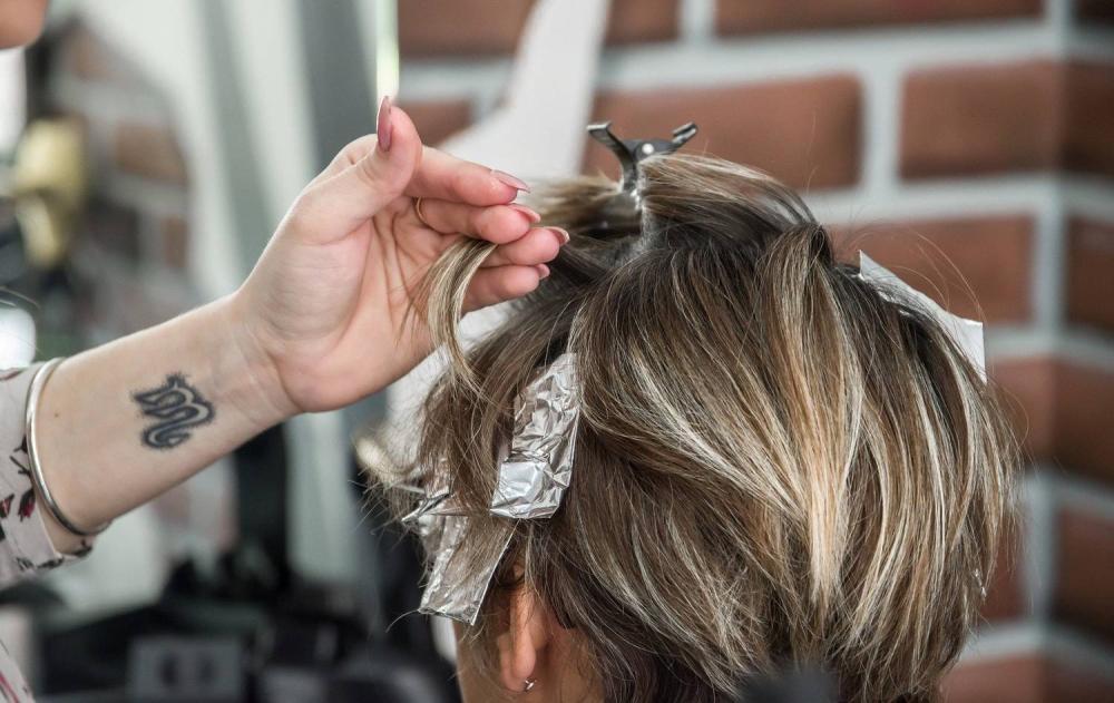 Fryzjer- gdzie można oddać włosy?